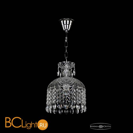 Подвесной светильник Bohemia Ivele Crystal 7715/22/1/Ni