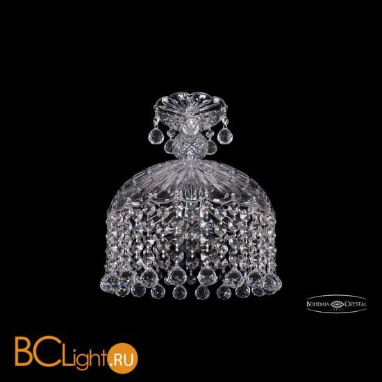 Подвесной светильник Bohemia Ivele Crystal 7715/22/1/Ni/Balls