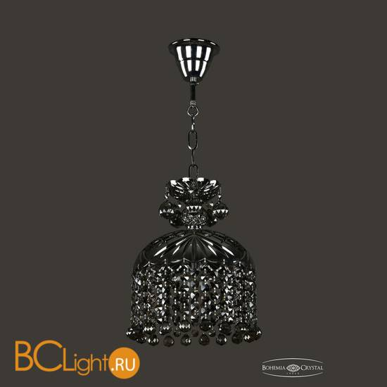 Подвесной светильник Bohemia Ivele Crystal 7715/22/1/Ni/Balls/M781