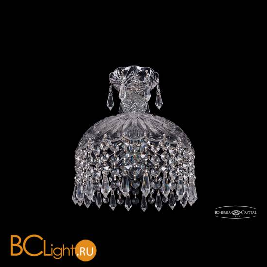 Подвесной светильник Bohemia Ivele Crystal 7715/22/1/Ni/Drops