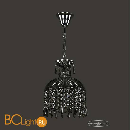 Подвесной светильник Bohemia Ivele Crystal 7715/22/1/Ni/Drops/M781