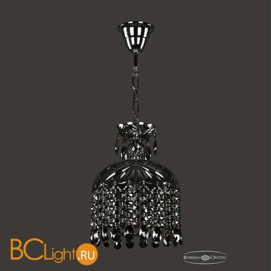 Подвесной светильник Bohemia Ivele Crystal 7715/22/1/Ni/M781