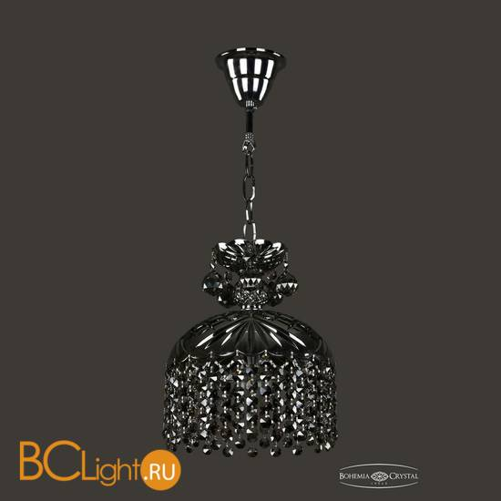 Подвесной светильник Bohemia Ivele Crystal 7715/22/1/Ni/R/M781