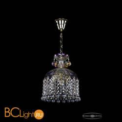 Подвесной светильник Bohemia Ivele Crystal 7715/22/3/G/Balls/M701