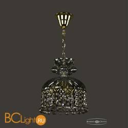 Подвесной светильник Bohemia Ivele Crystal 7715/22/3/G/Balls/M731