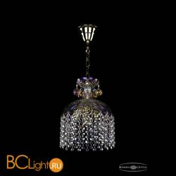 Подвесной светильник Bohemia Ivele Crystal 7715/22/3/G/R/M701