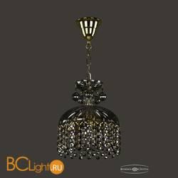 Подвесной светильник Bohemia Ivele Crystal 7715/22/3/G/R/M731