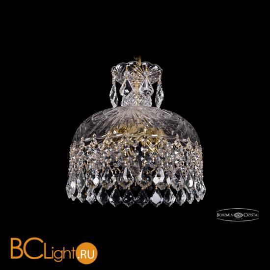 Подвесной светильник Bohemia Ivele Crystal 7715/30/G/Leafs