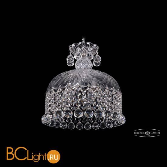 Подвесной светильник Bohemia Ivele Crystal 7715/30/Ni/Balls