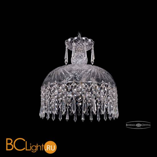 Подвесной светильник Bohemia Ivele Crystal 7715/30/Ni/Drops