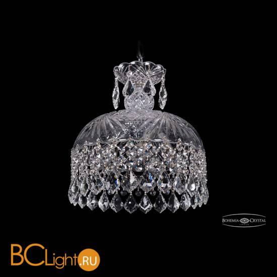 Подвесной светильник Bohemia Ivele Crystal 7715/30/Ni/Leafs