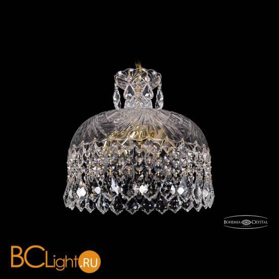 Подвесной светильник Bohemia Ivele Crystal 7715/35/G/Leafs