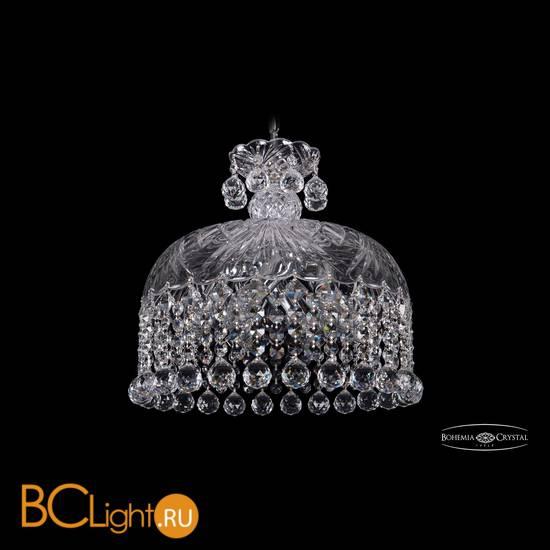 Подвесной светильник Bohemia Ivele Crystal 7715/35/Ni/Balls