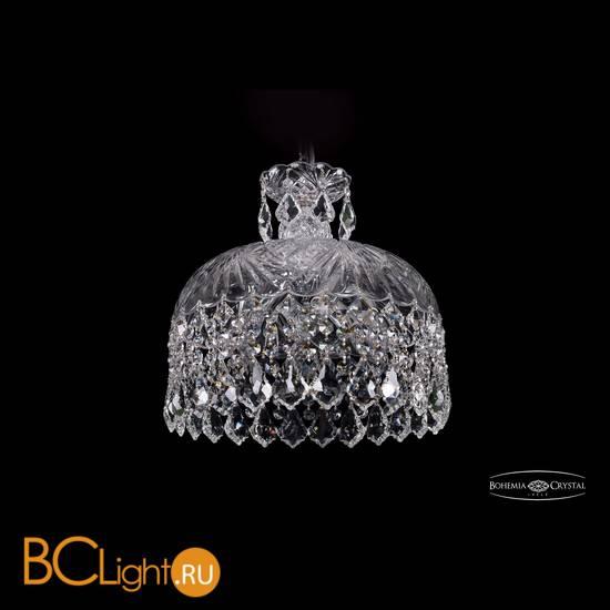 Подвесной светильник Bohemia Ivele Crystal 7715/35/Ni/Leafs