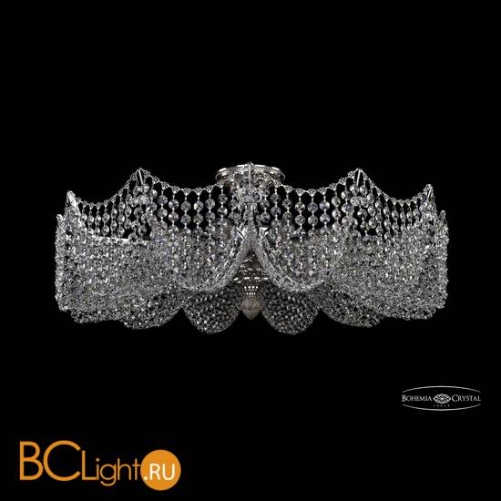 Потолочный светильник Bohemia Ivele Crystal 77181/67 Ni