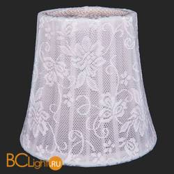 Абажур Bohemia Ivele Crystal SH41 цветочное белое кружево