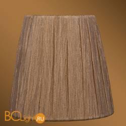 Абажур Bohemia Ivele Crystal SH7 золотой индийский шелк