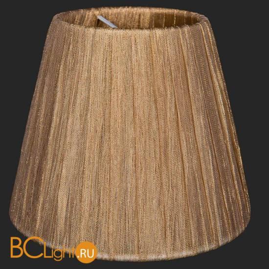Абажур Bohemia Ivele Crystal SH7-160 золотой индийский шелк