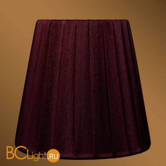 Абажур Bohemia Ivele Crystal SH9 темный бордо