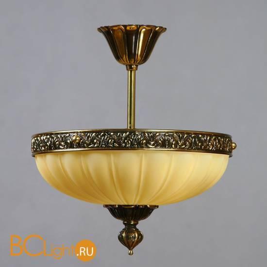Потолочный светильник Brizzi Lugo 8539/30 PL PB