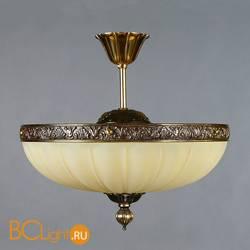 Потолочный светильник Brizzi Lugo 8539/40 PL PB