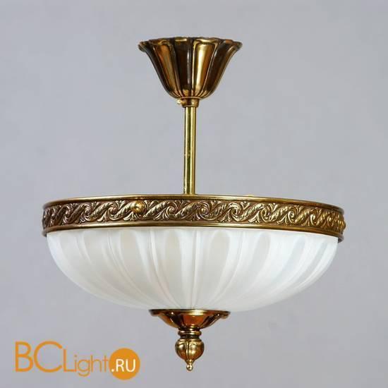 Потолочный светильник Brizzi Navarra 02228/30 PL PB