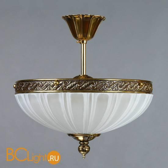 Потолочный светильник Brizzi Navarra 02228/35 PL PB