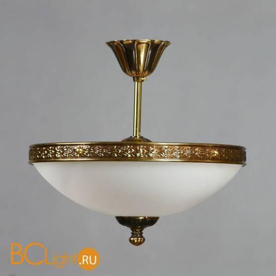 Потолочный светильник Brizzi Toledo 02155/35 PL PB
