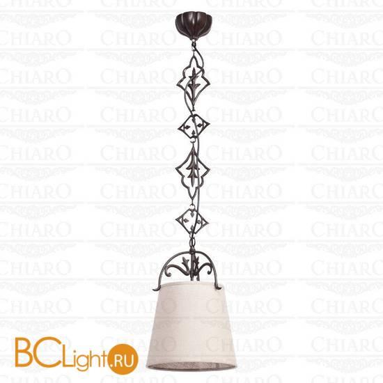 Подвесной светильник Chiaro Айвенго 382017501