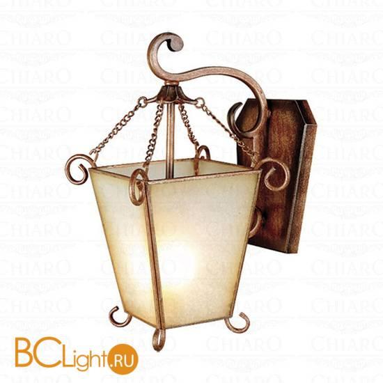 Настенный светильник Chiaro Айвенго 382022701