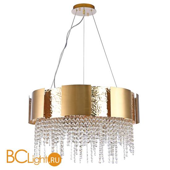 Подвесной светильник Chiaro Кармен 394012112