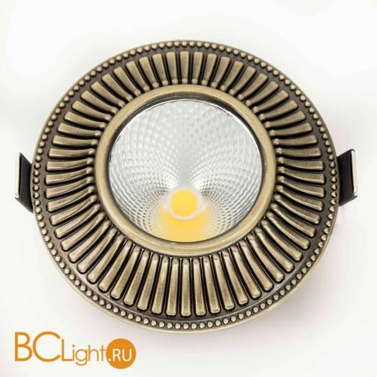 Встраиваемый спот (точечный светильник) Citilux Дзета CLD042W3
