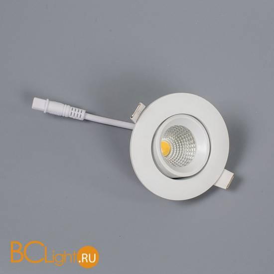 Встраиваемый светильник Citilux Каппа CLD0053W