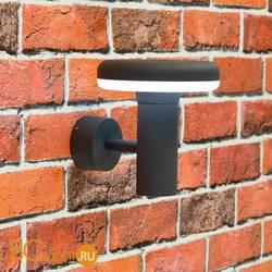 Уличный настенный светильник Citilux Уличные CLU01W