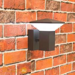 Уличный настенный светильник Citilux Уличные CLU02W