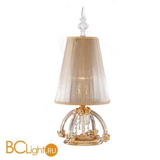 Настольная лампа Creval Irina 752S BO ASF GOLD