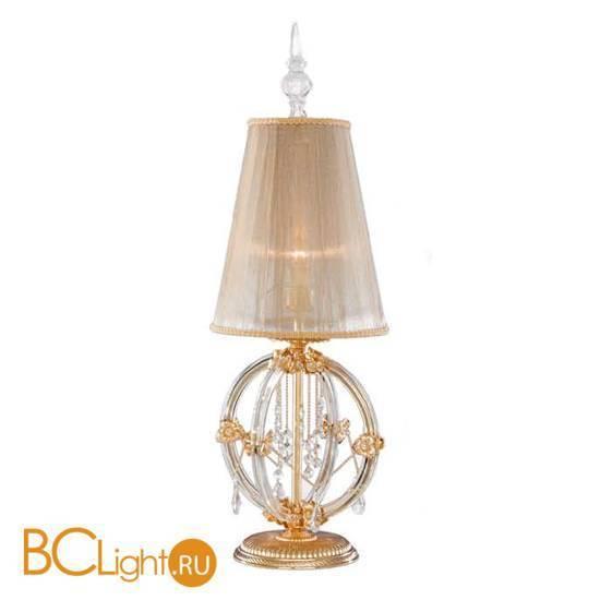 Настольная лампа Creval Irina 752R BO ASF GOLD