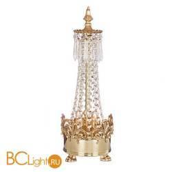 Настольная лампа Creval Palacio 749R AB ASF
