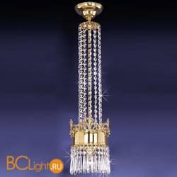 Подвесной светильник Creval Palacio 749F AB ASF