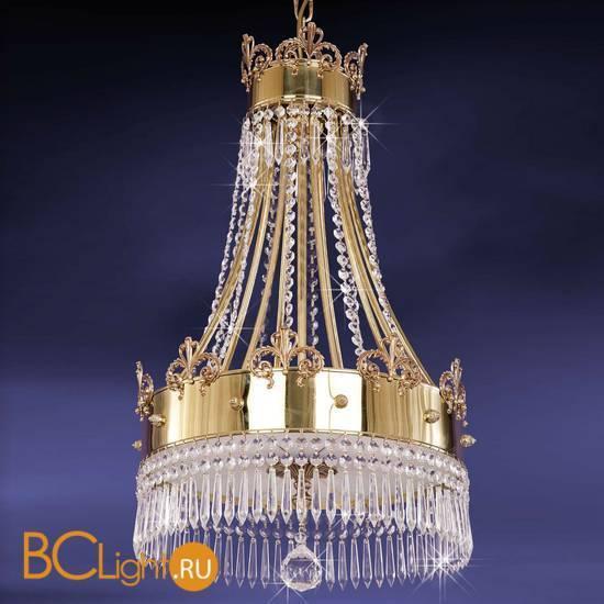 Подвесной светильник Creval Palacio 749E AB ASF