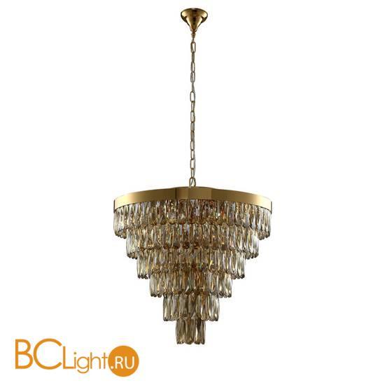 Подвесной светильник Crystal lux ABIGAIL SP-PL15 D620 GOLD/AMBER