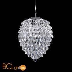 Подвесной светильник Crystal lux Charme SP3+3 LED CHROME/TRANSPARENT