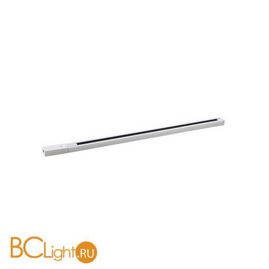 Шинопровод накладной однофазный Crystal lux CLT 0.11 CLT 0.11 01 L1000 WH 1м белый