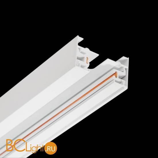 Шинопровод накладной однофазный Crystal lux CLT 0.11 CLT 0.11 01 L2000 WH 2м белый