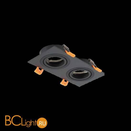 Встраиваемый светильник Crystal lux CLT 002C2 BL