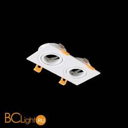 Встраиваемый светильник Crystal lux CLT 002С2 WH