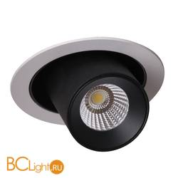 Встраиваемый спот (точечный светильник) Crystal lux CLT 011C WH-BL