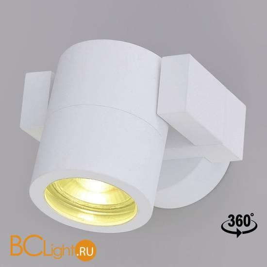 Спот (точечный светильник) Crystal lux CLT 020CW WH