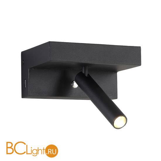 Настенный светильник Crystal lux CLT 228W USB BL