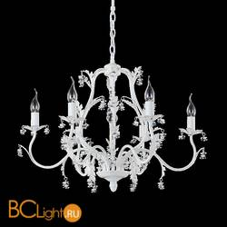 Люстра Crystal lux Cristina CRISTINA SP6 WHITE